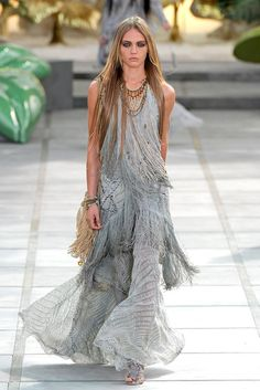 Roberto Cavalli Spring 2011 Ready-to-Wear Collection Photos - Vogue