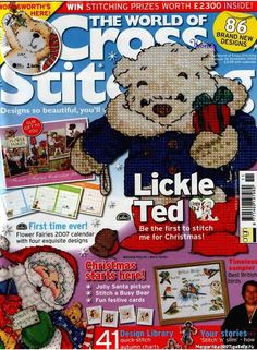 The World of Cross Stitching Issue 116 November 2006 Saved