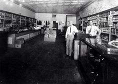 "Henson McBride Store, Ripley, Tippah County, Mississippi From ""Old Collierville"" on FB"