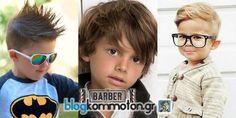 Μοντέρνα κουρέματα για αγόρια! Modern Boy Haircuts, Barber, Hair Cuts, Hair Color, Boys, Fashion, Beard Barber, Haircut Designs, Haircolor