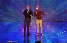 The Johnson Brothers Sing The Impossible Dream  at Britain's Got Talent.  Don't you love to hear these great success stories...such deserving talent...cute guys too.