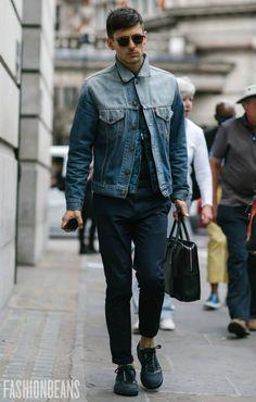 Street Style File - 19th June 2015 #mensfashion