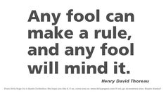 Henry David Thoreau - Dirty Yoga 69 #quotes