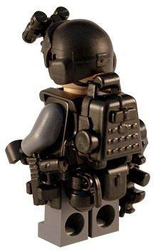 Urban Warrior - Custom Lego Minifigure