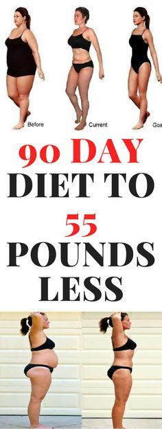 90 Day Diet to 55 Pounds Less - Magical Useful Tips