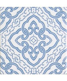 MOROCCAN BLUE 09BL 15X15 - EACH