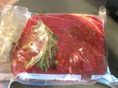 Discover how to sous vide Beef Roasts, Tough Cuts including recommended time and temperature combinations and my favorite recipes from - Amazing Food Made Easy