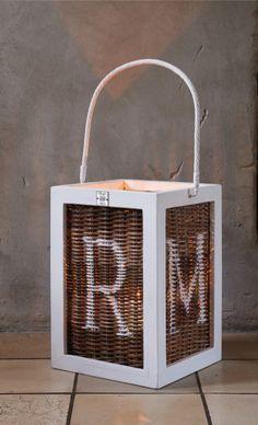 RM rattan lantern