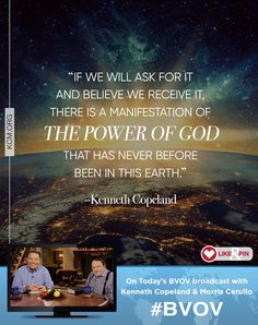 Watch Kenneth Copeland and Dr. Morris Cerullo on the BVOV broadcast as they share a powerful healing testimony that will increase your faith to take hold and believe for your miracle. - See more at: http://www.kcm.org/watch/tv-broadcast/take-your-supernatural-healing#sthash.6KB5nM8v.dpuf