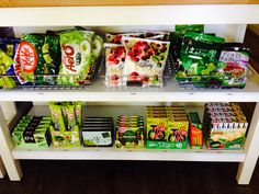 Our shelves are restocked with matcha goodness.