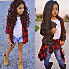 @LittleMissJae She is so cute and I love how her mom dresses her. I need a little girl just like her.