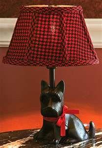 Scottie Lamp!