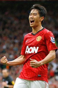 Shinji Kagawa - Cerezo Osaka, Borussia Dortmund, Manchester United, Japan.