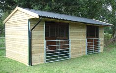 Dog Kennels and Galvanised Dog Runs, Field Shelters, Animal Housing
