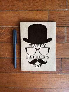 Fathers Day Cards Handmade, Happy Fathers Day Cards, Fathers Day Images, Happy Birthday Wishes Cards, Fathers Day Gifts, Birthday Cards, Easy Father's Day Gifts, Great Father's Day Gifts, Daddy Day