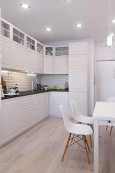Kitchen Trends 2019 – 30 Best Amazing Kitchen Design Trends And Ideas - Page 8 of 30 - eeasyknitting. Küchen Design, Home Design, Design Trends, Design Ideas, Diy Kitchen, Kitchen Decor, Kitchen Ideas, Best Kitchen Designs, Kitchen Countertops