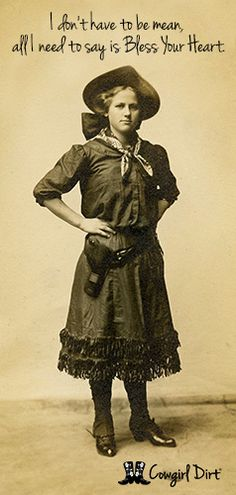 Would this be a Picture of Annie Oakley? Or just someone posing as her?