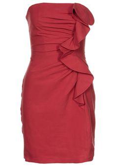 VIGO - Robe de soirée - rouge