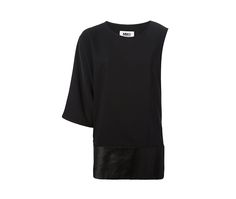 MM6 MAISON MARGIELA 单袖上衣_FLARE #海淘# #flare#