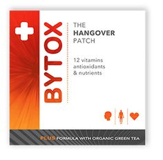 Bytox Hangover Patches available at LPSC. Click this image to visit their website to learn how they work