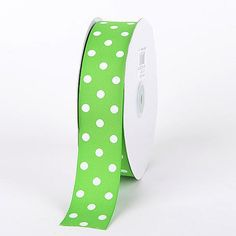 Grosgrain Polka Dot Ribbon Online Are you looking Grosgrain Polka Dot Ribbons Online? If yes then visit wholesaleribbons.us, one of the best option for craft and decorative item shopping online. Here we are a providing lot of latest collection of design with more colour at a reasonable price. For more details visithttps://www.wholesaleribbons.us/collections/grosgrain-ribbon-polka-dot at Sale Price: $9.50. grosgrain polka dot ribbon