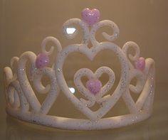 Tiara Fimo Cake Topper By Www Fancyfimo Co Uk Via Flickr
