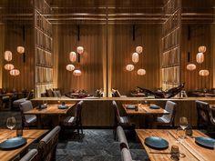 Kioku Restaurant - Love the texture!