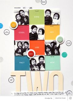 Two by qingmei at @studio_calico