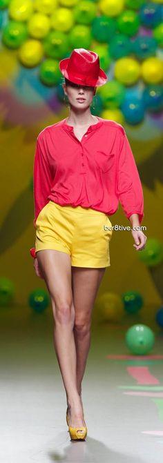 Ágatha Ruiz de la Prada SS 2011-12