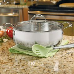 Princess Heritage® Tri-Ply Stainless Steel  7-Qt. Sear & Simmer Pan. The ultimate tool for searing meat stovetop and finishing it in the oven, resulting in juicy meat with a delicious, caramelized crust. LIFETIME WARRANTY! lindabradley@myprincesshouse.com WE SHIP ANYWHERE IN U.S.
