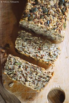 Patce's Patisserie: Life Changing Bread [So kernig, so lecker und so gesund! Und vegan. Und glutenfrei abwandelbar! Also sooo gut!]