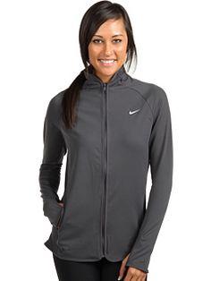 Nike jacket...loves me some Nike!