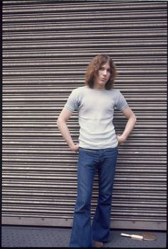 Iggy And The Stooges, Morrison Hotel, Iggy Pop, Morrisons, Music Mix, 70s Fashion, Music Artists, Find Image, Bell Bottom Jeans
