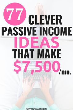 Do you want to start making money from home working online? Here are 77 easy work from home jobs you can easily do from the comfort of your home. No previous experience is required and I use some of these side hustles to make over $20,000 every month! #workfromhomejobs #makemoneyonline #earnextracash #passiveincome #sidehustles