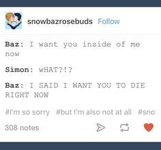 Baz and Simon