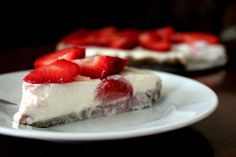 fitshaker_blog_cheesecake_bez_cukru4 Clean Recipes, Sweet Recipes, Cooking Recipes, Healthy Recipes, Healthy Deserts, Healthy Sweets, I Love Food, Good Food, Yummy Food