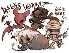 Demon Venom