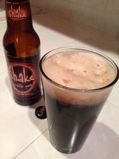 Boulder Beer's Shake Chocolate Porter