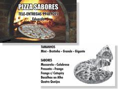 Pizza Sabores
