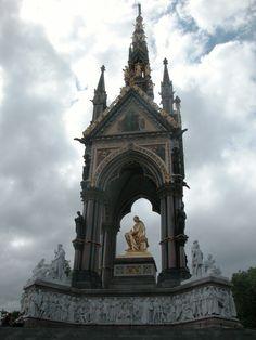 Albert Memorial  London UK June 2011