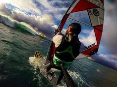 by http://ift.tt/1OJSkeg - Sardegna turismo by italylandscape.com #traveloffers #holiday   WaveRiding Alghero - Windsurf Pochi secondi all'impatto #gopro #goprohero #goprohero4 #goprooftheday #goprolife #goprouniverse #goproapp #sea #wind #wave #surf #win