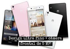 Smartphone Huawei P6 com super desconto. Mais detalhes em: www.ofertasnodia.com #huawei #smartphone #ofertas