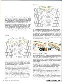 Схема Браслетов Объемная геометрия - Браслеты - Схемы плетения бисером - Сокровищница статей - Плетение бисером украшений, деревьев и цветов, схемы мк