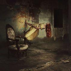 Roaming walls on quiet mornings by Brooke Shaden