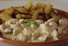 Meat Recipes, Recipies, Healthy Recipes, Healthy Food, Hungarian Recipes, Main Meals, Food Hacks, Risotto, Potato Salad