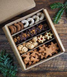 Sněhové pusinky   Na skok v kuchyni Crinkles, Cereal, Stuffed Mushrooms, Vegetables, Breakfast, Christmas, Stuff Mushrooms, Morning Coffee, Xmas