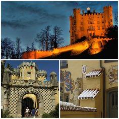 O Castelo real que inspirou o Castelo da Cinderela e o Castelo da Bela Adormecida Fonte: http://www.comoeonde.com/conheca-o-verdadeiro-castelo-da-cinderela-e-o-da-bela-adormecida/