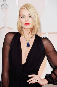 Margot Robbie Photos: Arrivals at the 87th Annual Academy Awards — Part 3