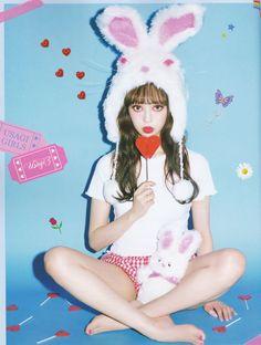 LARME magazine ~ Kawaii fashion ~ j fashion ~ harajuku ~ gyaru ~ fairy kei ~ lolita fashion ~ gothic lolita ~ pastel goth