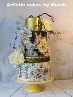 Wedding cakes by Marek